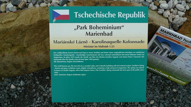 """Leihgabe """"Park Boheminium"""""""