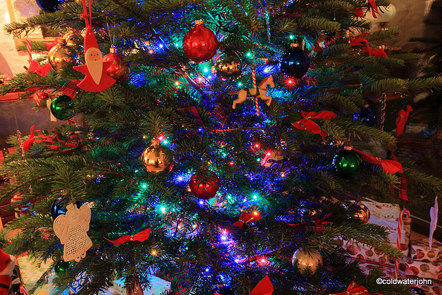 Christmas Eve...