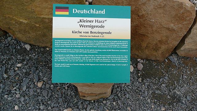 """Leihgabe """"Kleiner Harz"""""""
