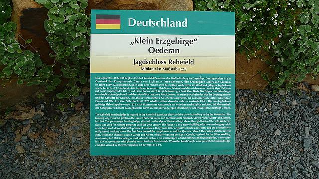 """Leihgabe """"Klein Erzgebirge"""""""
