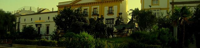 Jerez de la Frontera, Andalusia's carriage
