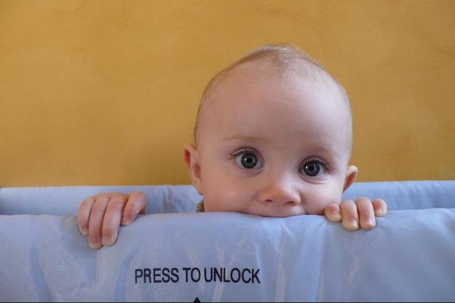 PRESS TO UNLOCK