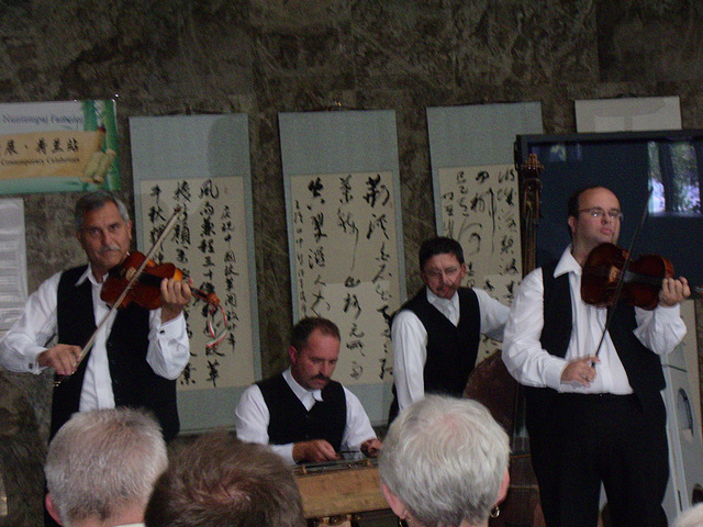 Neprogramita koncerto de belega hungara popolmuziko