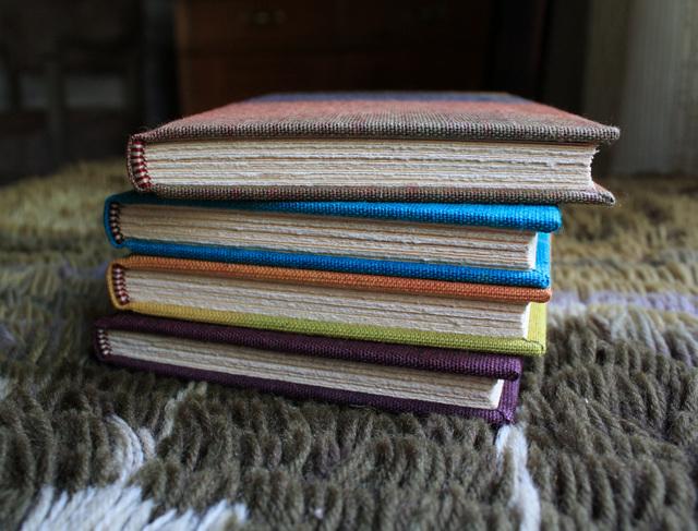 Sketchbooks (tails)