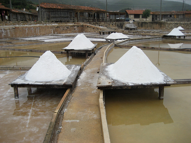 Rio Maior, salt without sea (2)