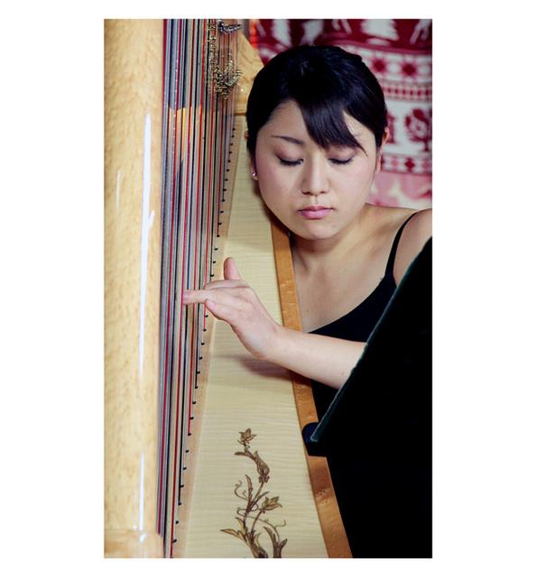 Madoka la harpiste : le Japon