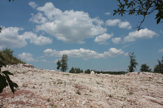 Karstlandschaft am Harz