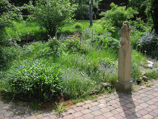 Im Garten von Leon und Leoni