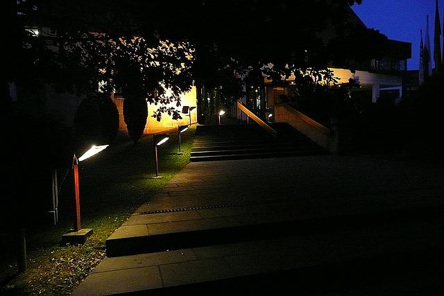 Bastei - Dämmerung - noktiĝo - crèpuscule - crepúsculo - gloaming
