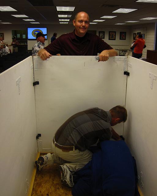 Project Fallen Hero unveiling - disassembly - James Steffensen & David Woodall (4687)