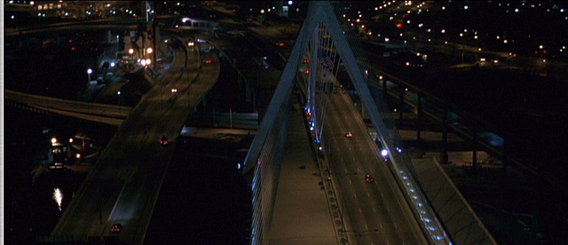 Spartan - Above the Zakim Bridge