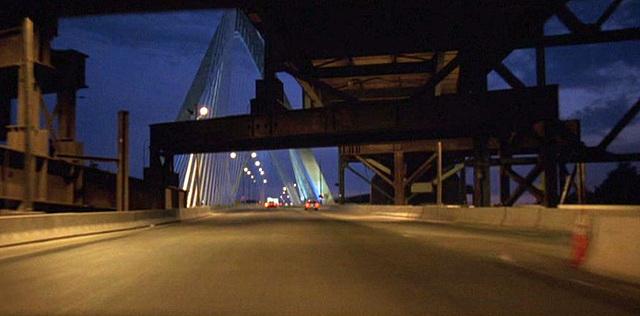 Spartan - Approaching Zakim Bridge