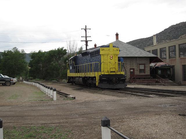 Nevada Northern Railway (0554)