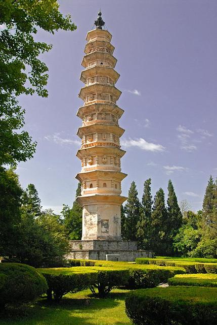 Left Pagoda