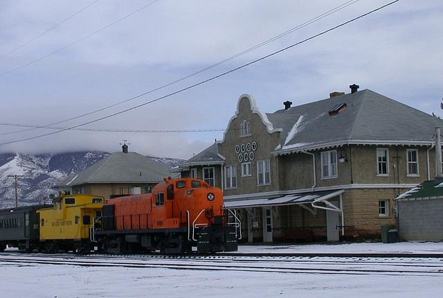 Nevada Northern Railway 2047a