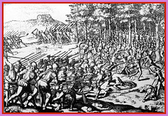 Guerre de Arauco, Chili