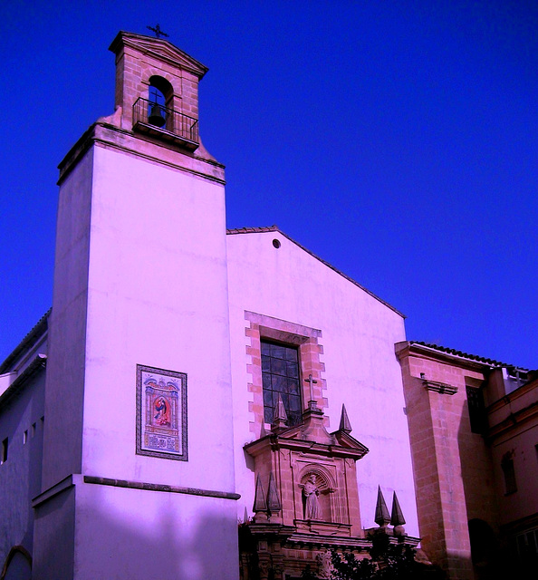 Jerez de la Frontera, Church of Saint Francisco
