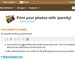 225 prints selected but still an empty basket?!