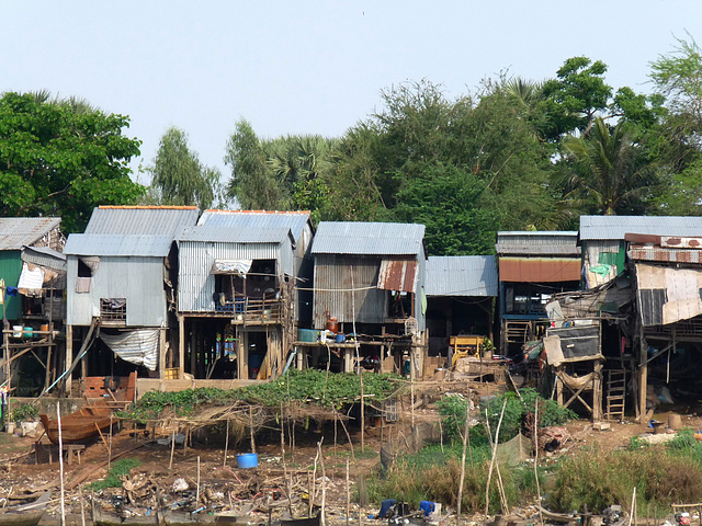 Village by the Mekong
