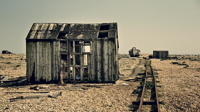 Dungeness Shack