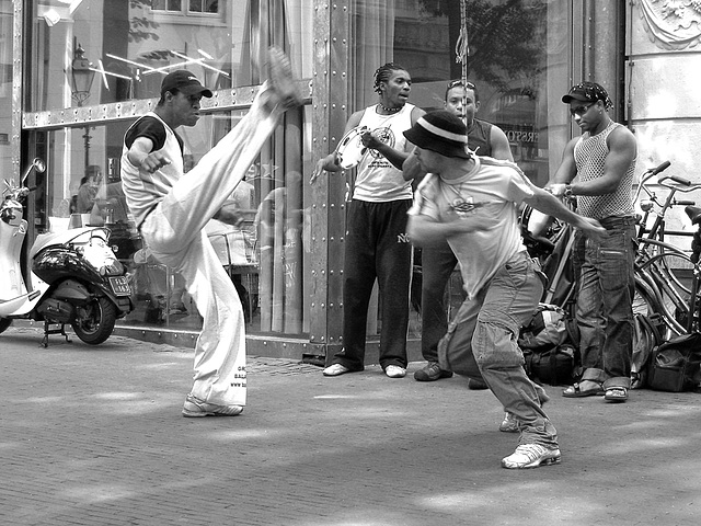 capoeira 2nd time