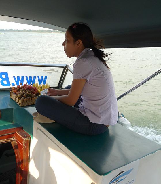 Speedboat Girl