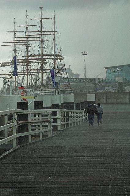 Kieler Woche 2006 weather 2