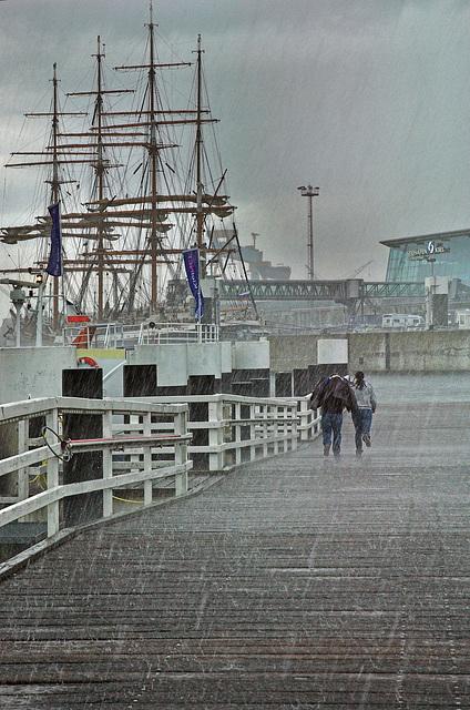 Kieler Woche 2006 weather 2 DRI