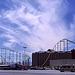 Roller coaster panorama........