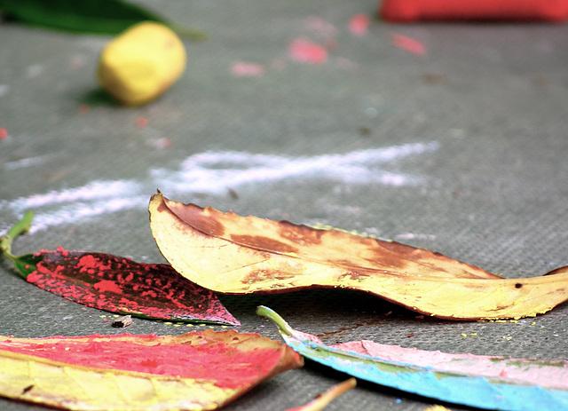 fight against autumn :-)