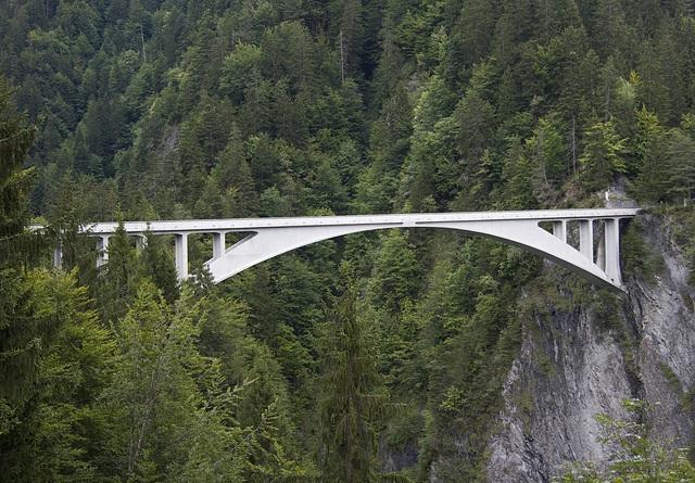 Salginatobel Brücke