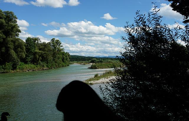 Where the rivers meet...