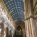 Carlisle : cathédrale, voûte.