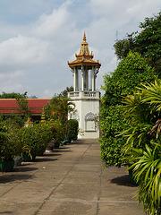 Belfry, Royal Palace, Phnom Penh, Cambodia.
