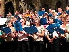 Agnus Dei - Messe de St Jean l'évangéliste de Charles Gounod - Choeur 77