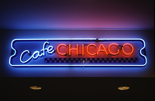 See ya'  Chicago!