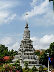 Stupa of King Suramarit and Queen Kossomak