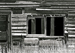 Old Road House Cariboo Highway, BC