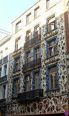 Façade de Bruxelles