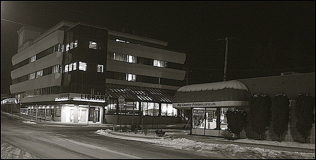 City Hall, Quesnel, British Columbia, Canada