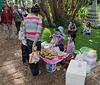 Khmer New Year Celebrations- Masked Vendors