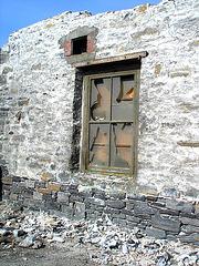 Vestiges de la Canbro - Old factory sad ruins - Région du Suroît - Quebec, Canada / 12 octobre 2008