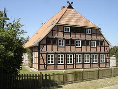 Niedersächsisches Fachwerkhaus