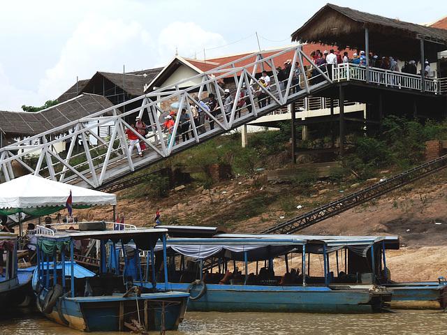 Bridge to the Tourist Boats
