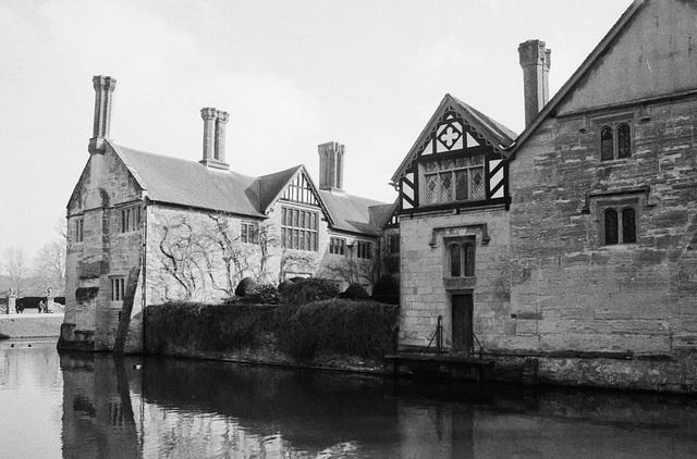 Baddesley Clinton House, Warwickshire, February 2013.