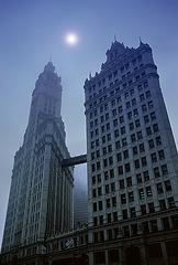 Fog Over Chicago