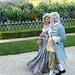 Monsieur le marquis et Madame la marquise de Blandy