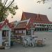 Spirit houses at Wat Chai Chimphli in Thonburi