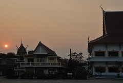 Wat Chai Chimphli in Thonburi
