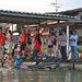 Pier at the Khlong Maha Sawat